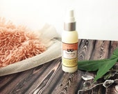 Natural Nourishing Serum - Handmade Nighttime Hydrating Vegan Facial Serum for Dry and Mature skin