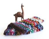 Multicolored Cowl