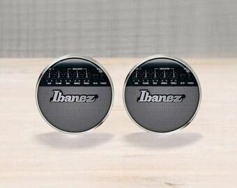 Ibanez Guitar Amp Cufflinks