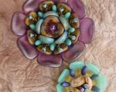 Succulent Flower KIT purple