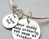 Wedding Gift For Stepdaughter - Groom's Daughter-  Stepmother Gift - Gift for Stepdaughter - Daddy's Girl- Stepfamily - Stepdaughter