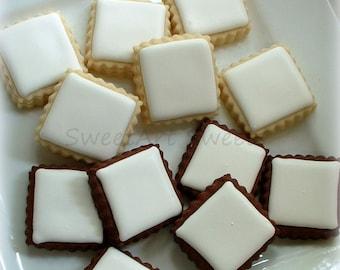 Cookie Samples - Decorated cookies