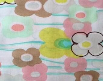 SALE vivienne daisy, larkspur by Alexander henry Fabrics 1/2 yd
