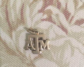 14kt Gold James Avery Texas A&M Vintage Charm Collectables Heirloom