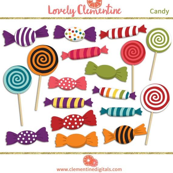 Candy clip art images, halloween clip art, halloween candy clipart ...