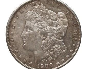 1900 U.S. Morgan Silver Dollar