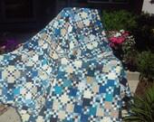 85 x 75 Hand Made quilt