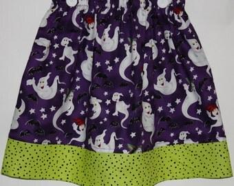 Happy Halloween Skirt     Size 2 to 10