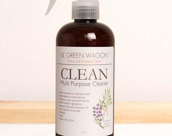 Clean Multi Purpose Spray Cleaner 16 oz