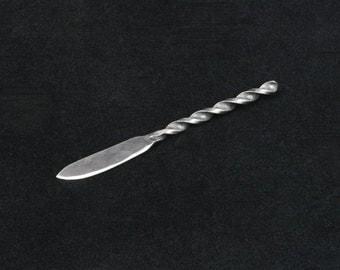 Forged drill bit knife -- i11753