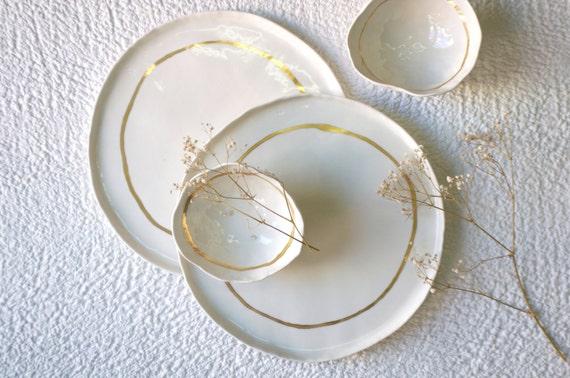 assiette ceramique