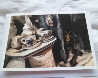 Alice greetings card