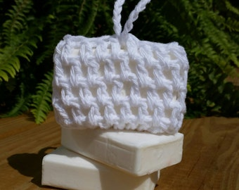 100 % Cotton Soap Saver - Made to Order