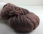 Whiskbroom Brown Royal Street Silk/Merino Worsted