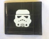 Storm Trooper Duct Tape Wallet