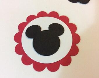 Mickey Mouse confetti Disney confetti