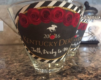 Kentucky Derby labels, Jar label, Candy Jar Wrappers, Kentucky Derby, Kentucky Derby stickers.  Set of 6