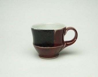 Copper Red Espresso Mug