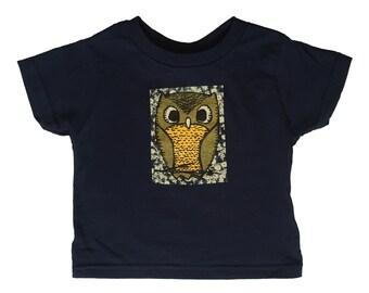 owl toddler shirt, owl t-shirt, owl kid's t-shirt, cute owl shirt, kid's t-shirt, kid's gift, owl shirt, kids shirt
