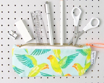 Love Birds Pencil Case