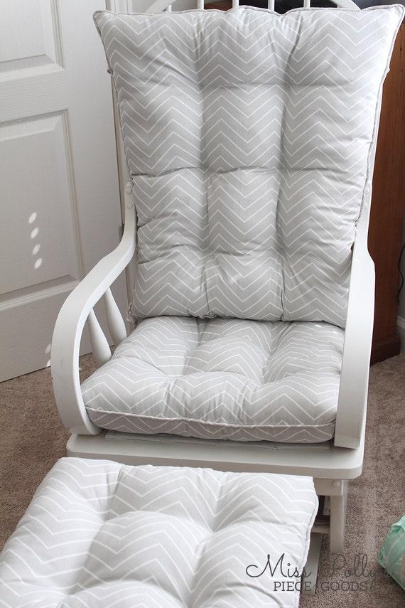 Custom Chair Cushions/ Glider Cushions/ Rocking Chair Cushions ...