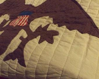 Patriotric Quilt