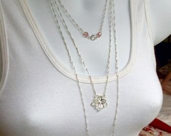 Long Layers Necklace