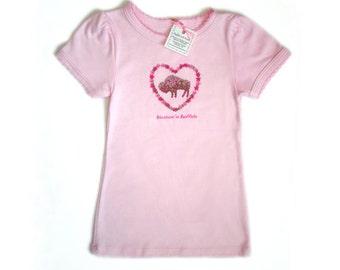 Cherry Blossom Tshirt - Size 2T