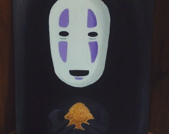 No Face Painting