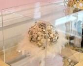 Wedding Bouquet Display Case