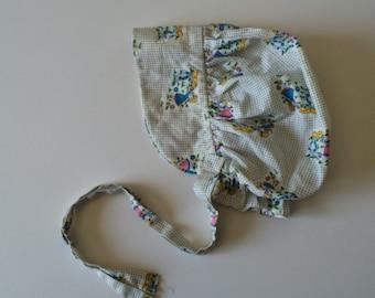 Vintage Girl Bonnet (3t/4t)