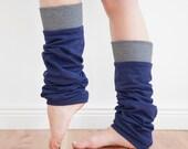 leg warmers, cotton leg warmers, yoga wear, yoga leg warmers, extra long yoga leg warmers