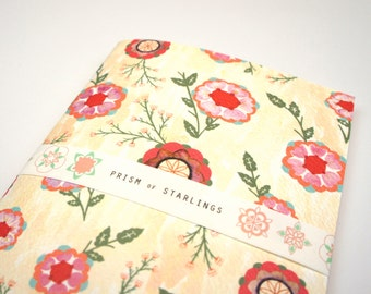 A6 Notebook - Floret Tapestry