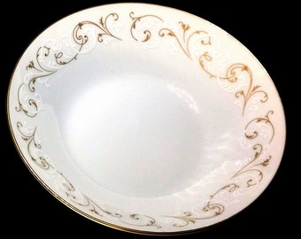 Soup bowl, Duetto by Noritake