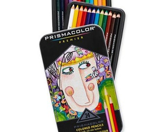 ON SALE -- Prismacolor Premier Colored Pencils, Soft Core, 24 Pack