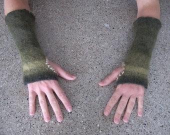 Green Hand Warmers