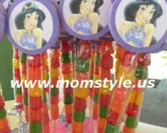 Princess Jasmine gummypops
