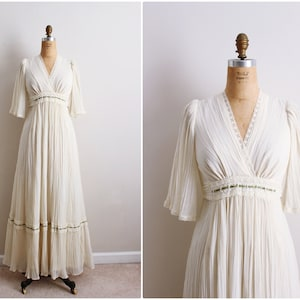 etsy vintage wedding dress sale