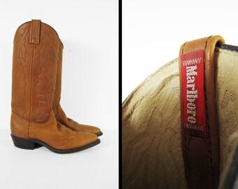 Vintage Chippewa Logger Boots Black Leather Boot Chunky Vibram