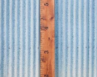 Wood Children's Growth Chart Height Ruler Baby Shower Gift