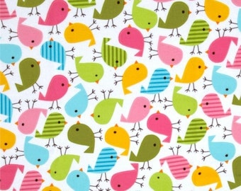 Robert Kaufman Urban Zoologie Fabric by Ann Kelle