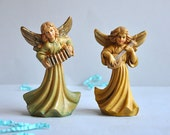 SALE! Pair Musical Angels - Italy