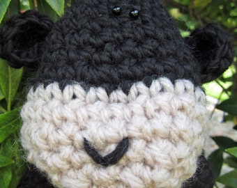 Crochet Pattern for Ollie the Chimp