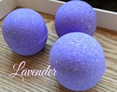 Moisturizing Bath Bomb ||Lavender || for restful sleep