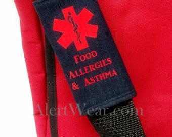 Medical Alert  Strap Covers by Alert Wear