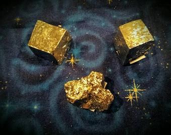 Pyrite Specimen Piece