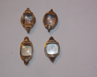 4 Vintage Gold Ladies Watch Cases