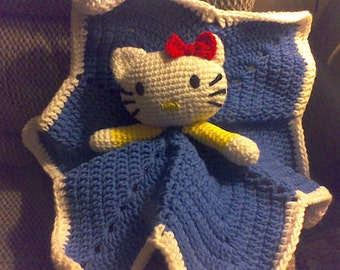 Hello Kitty inspired lovey