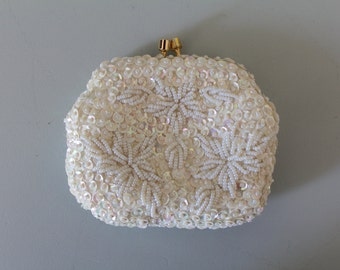 Small Evening Handbag Coin Purse Wedding Formal Occasion