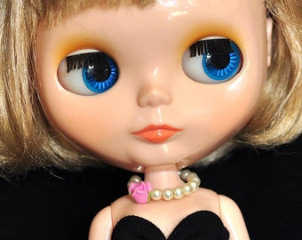 handmade blythe doll jewelry blythe doll necklace